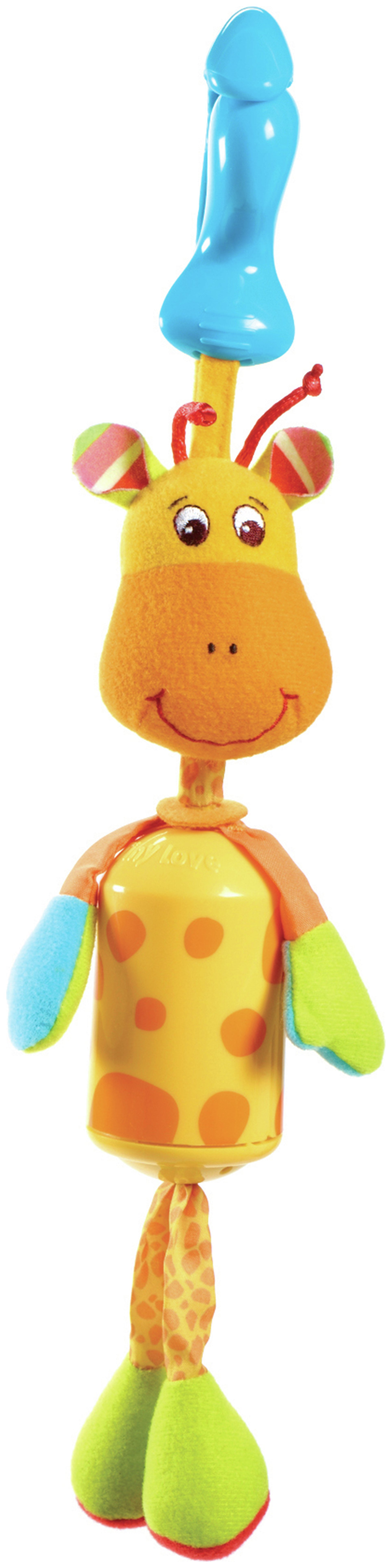 Image of Tiny Love - Wind-Chime - Baby Giraffe - Baby Toy