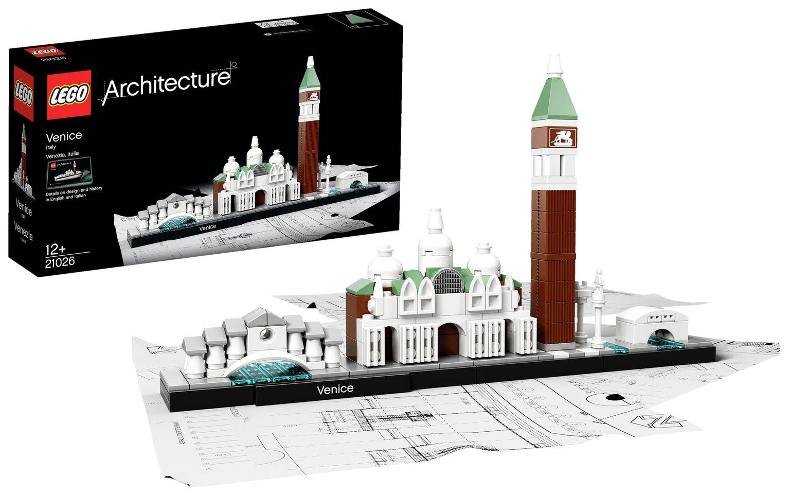 LEGO - Architecture Venice - 21026