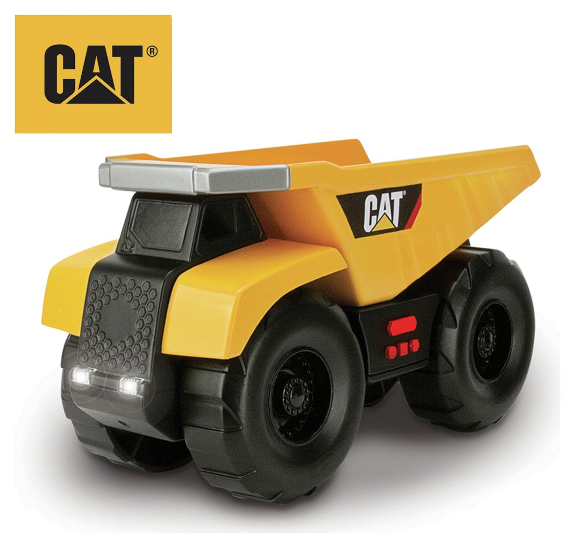 Image of CAT Big - Light and Sound Dump Truck