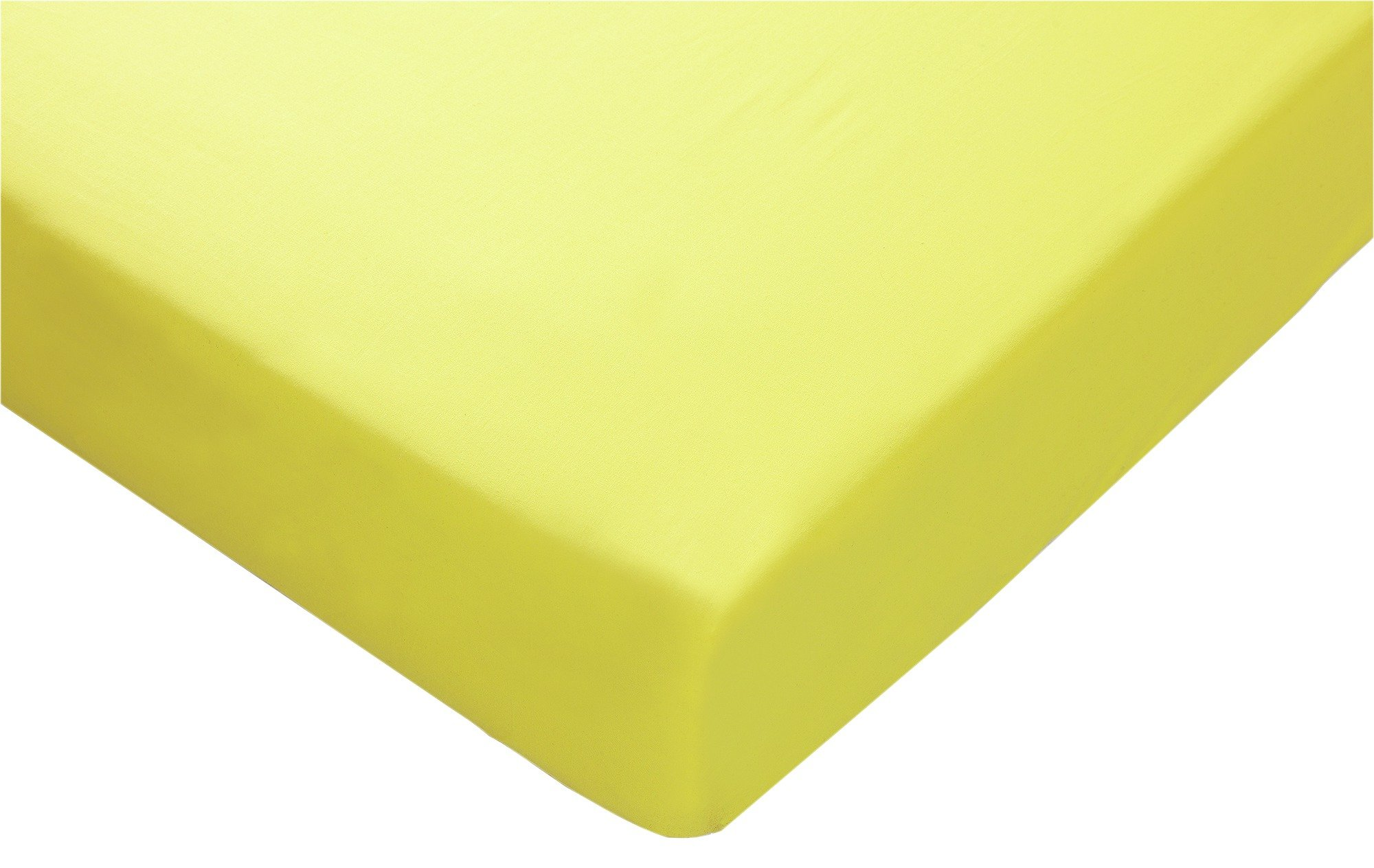 colourmatch zest fitted sheet  single
