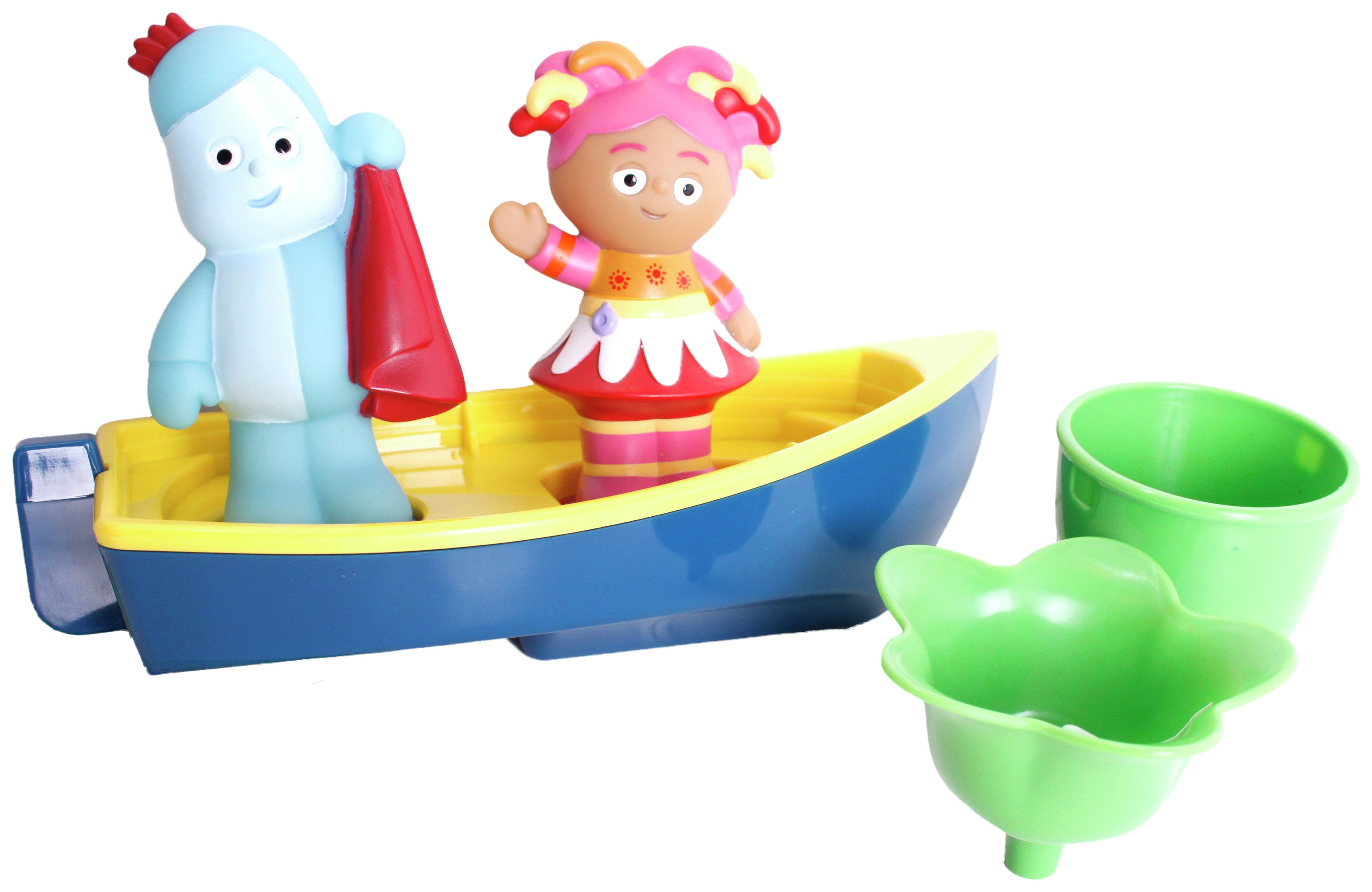 Image of In The Night Garden - Igglepiggles Floaty Boat Playset