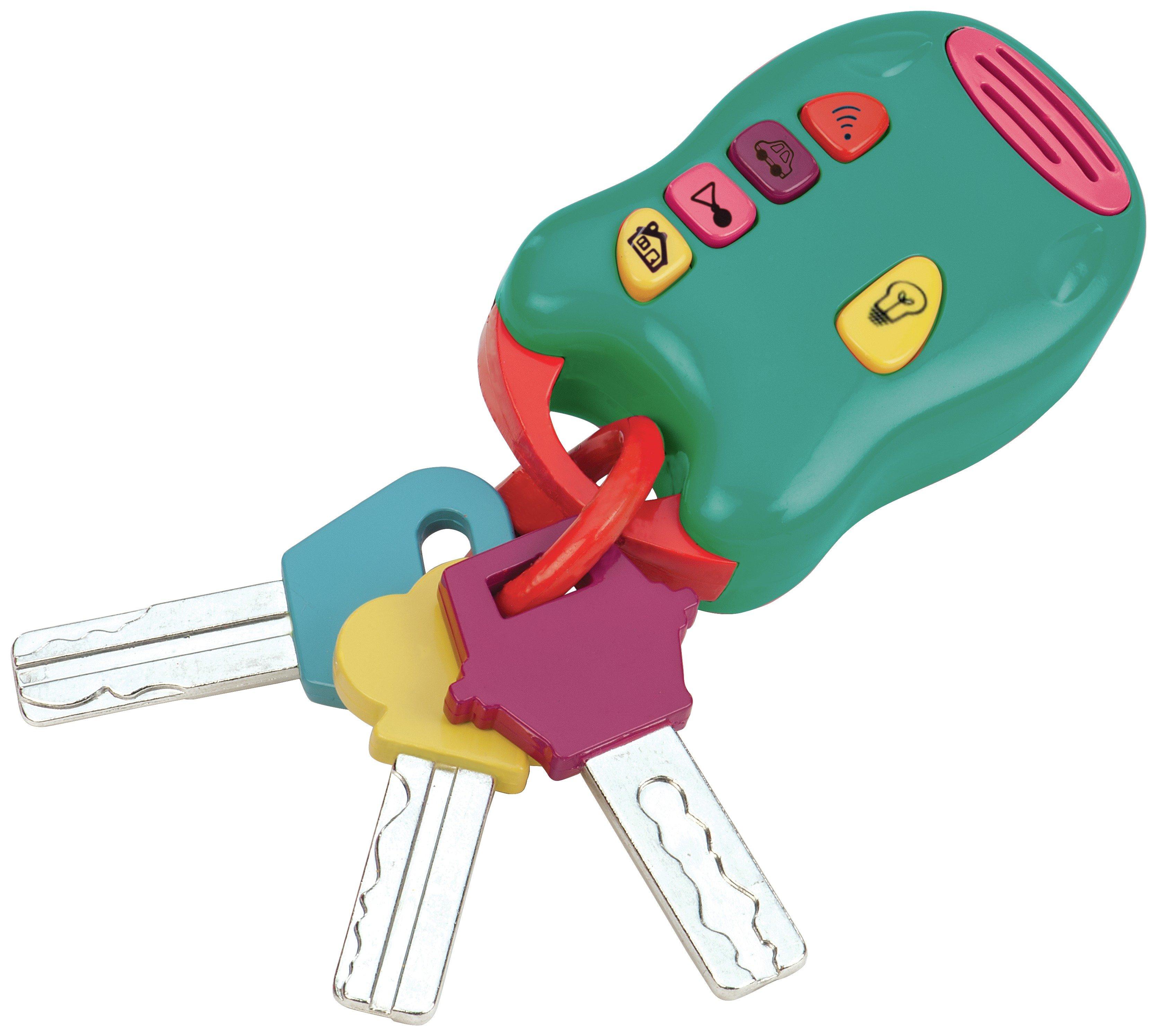 Image of Battat - Light and Sound Keys