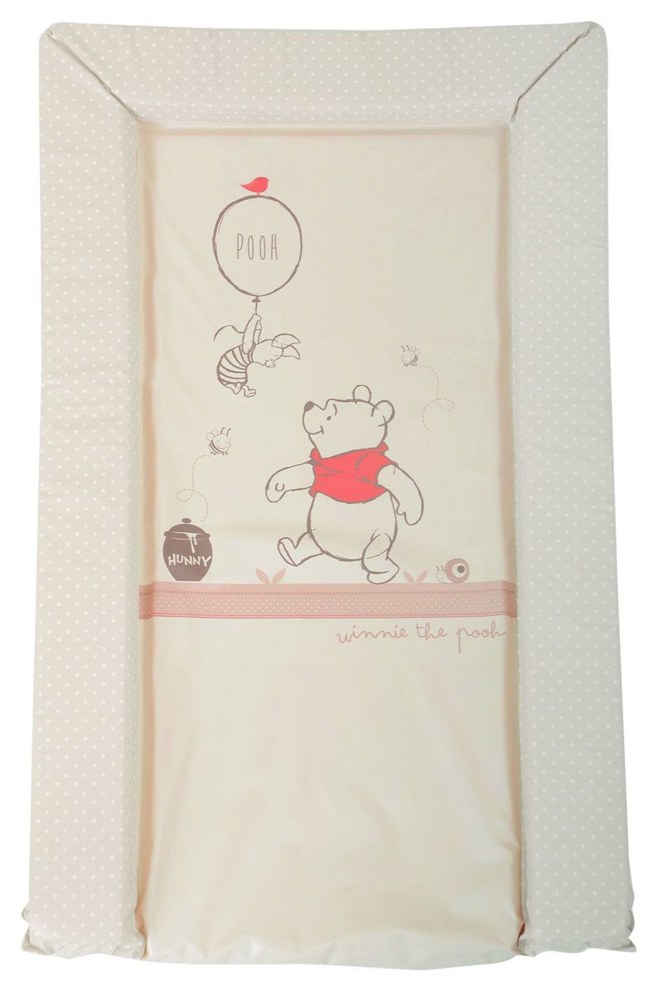 Image of Winnie the Pooh - Neutral Spot - Changing Mat