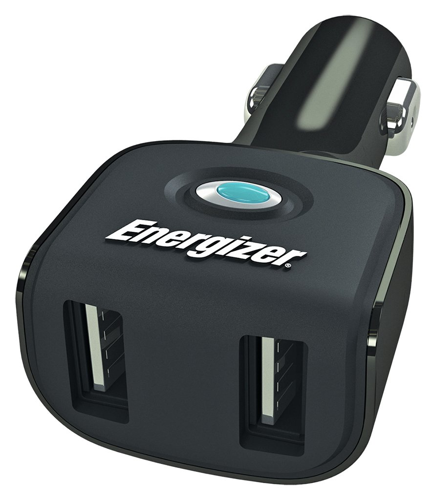 Image of Energizer - 12V Twin USB Adapter