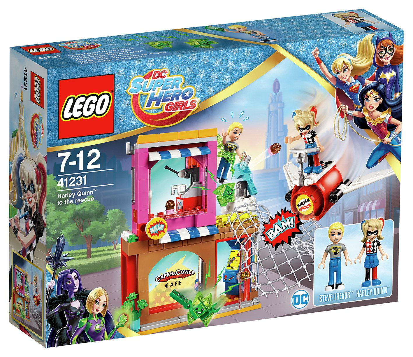 LEGO Harley Quinn to the Rescue - 41231