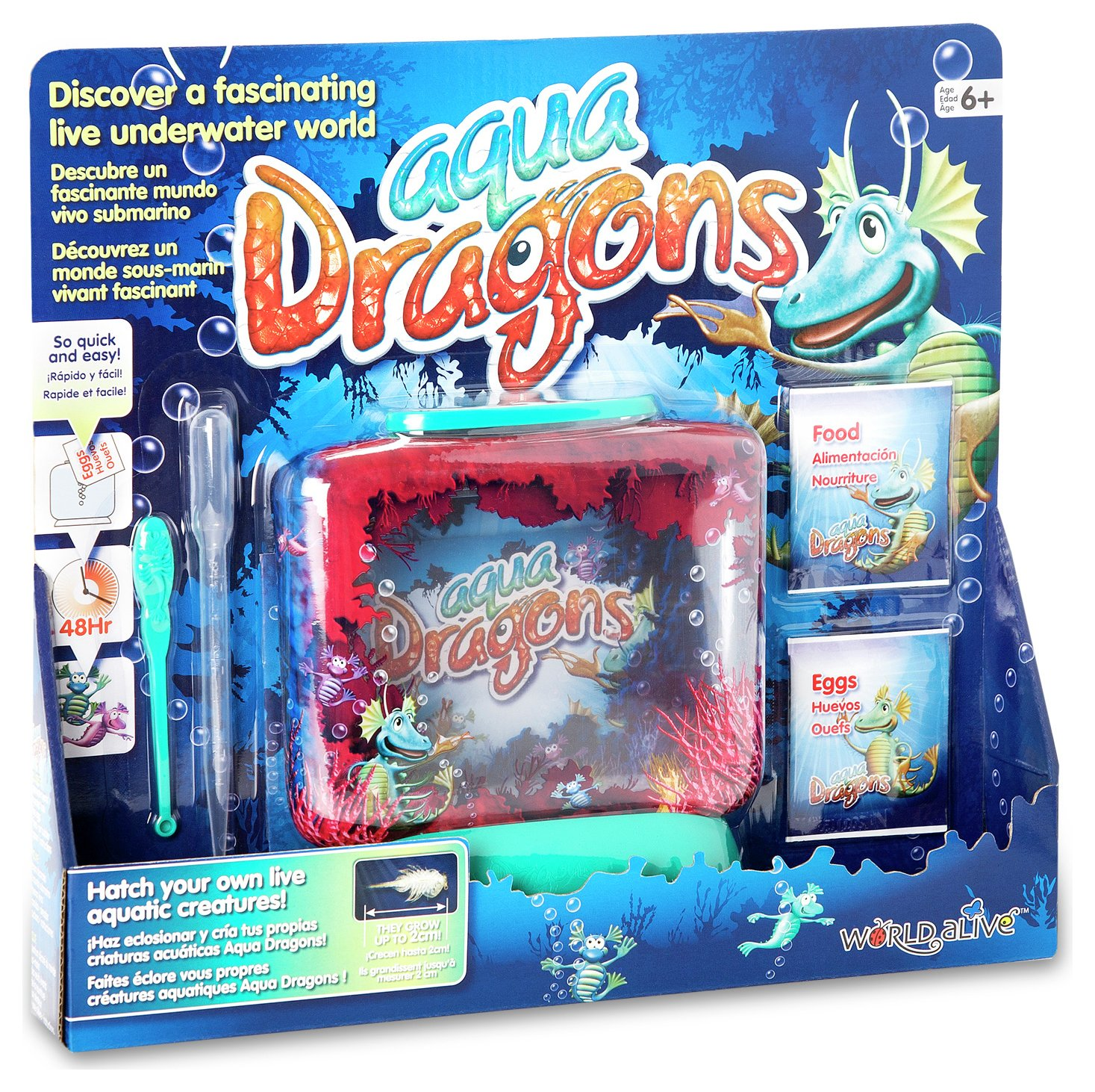Image of Aqua Dragons Underwater World.