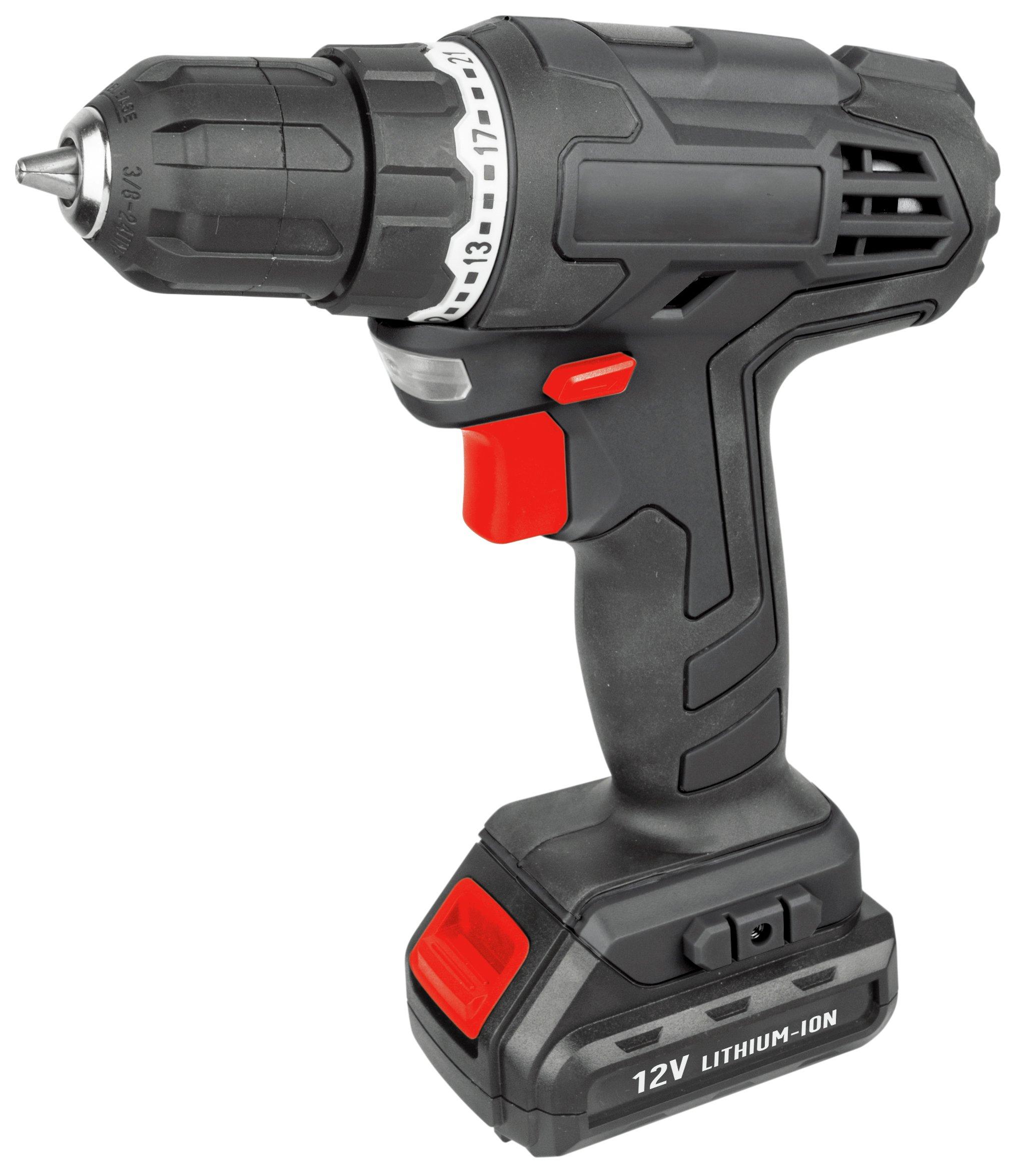 Challenge Li-Ion Cordless Drill Driver - 12V