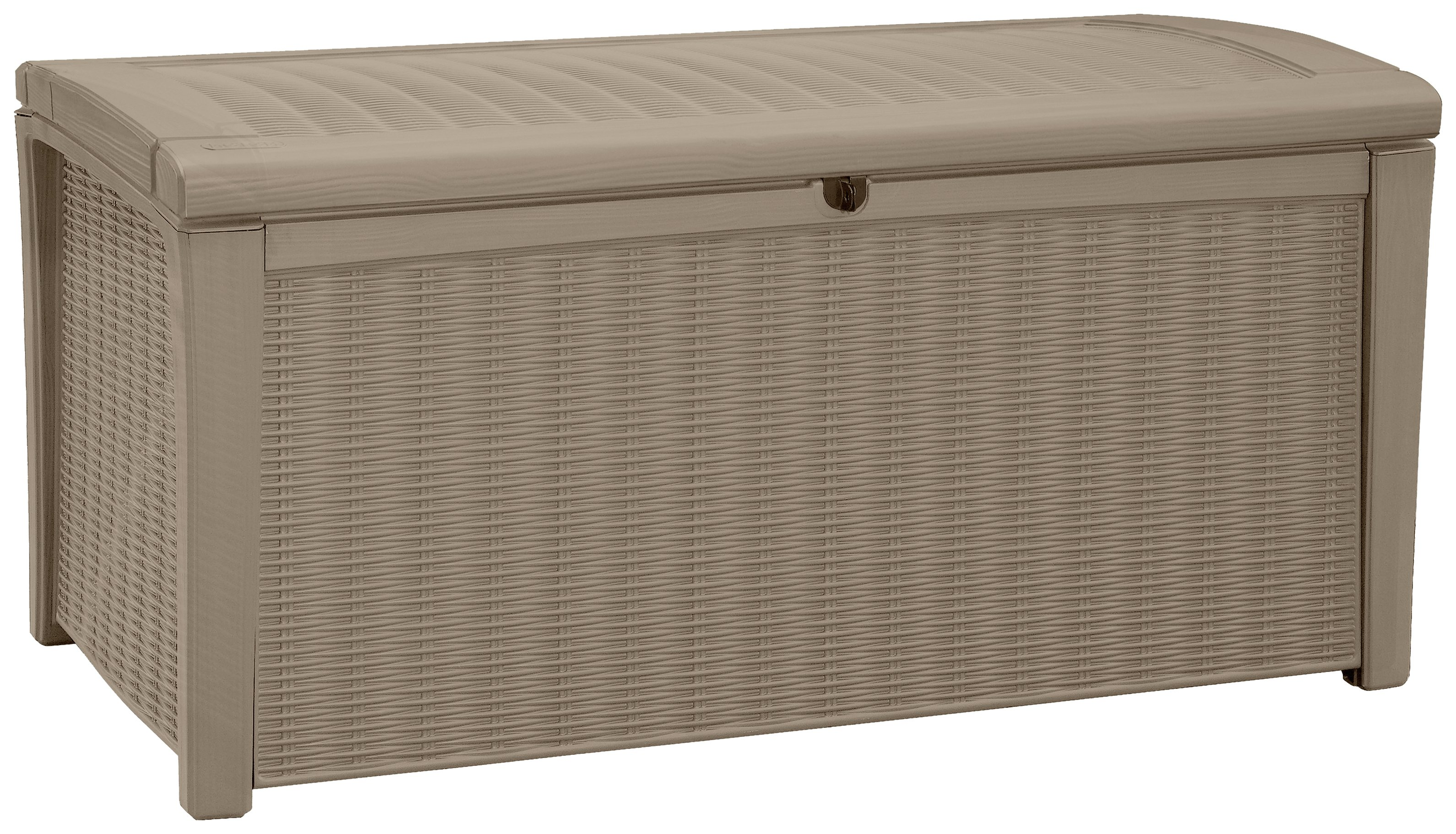 Sale On Keter Borneo Storage Bench Cappuccino Keter