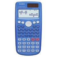 Casio Dual Powered Scientific Calculator - White.