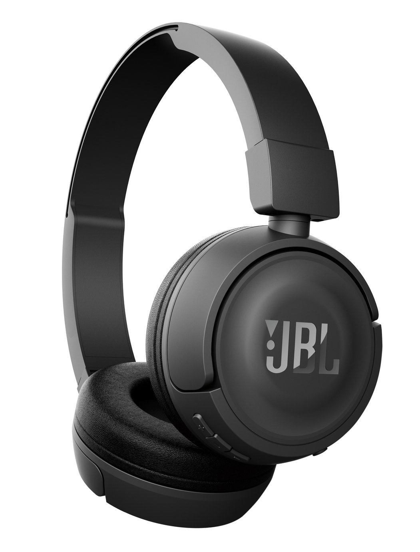 JBL T450 On-Ear Wireless Headphones - Black