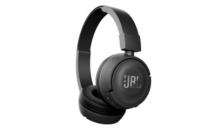 695e37292df Buy JBL T450 On-Ear Wireless Headphones - Black | Headphones ...