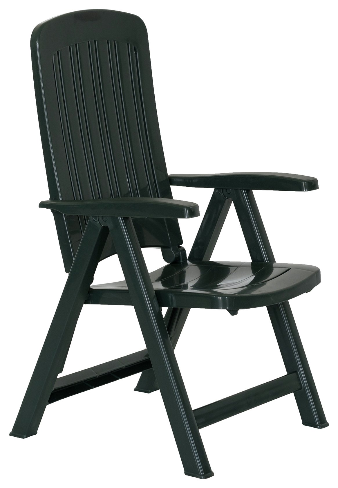 Argos Home Recliner Chair - Cayman Green