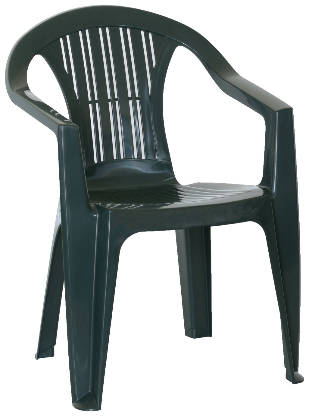 Plastic outdoor stackable chairs - Buy Home Stacking Chair Ratak Green At Argoscouk Your Online