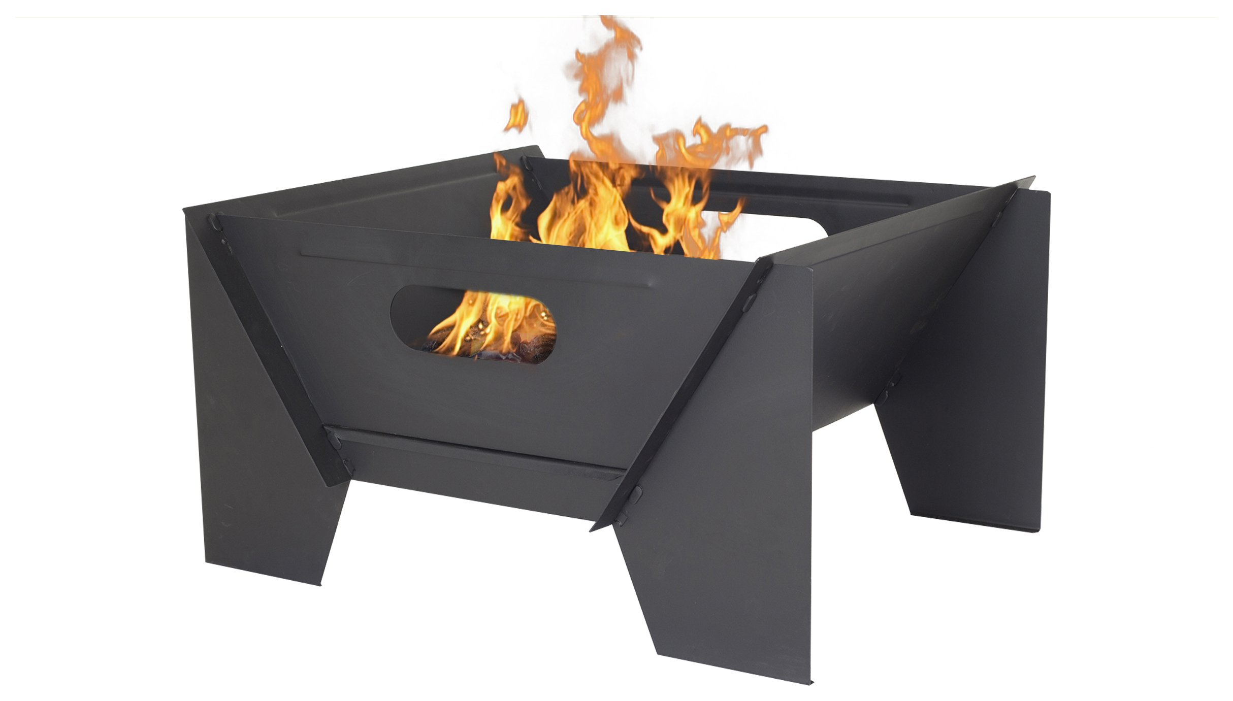 Image of La Hacienda Stoke It Fire Pit