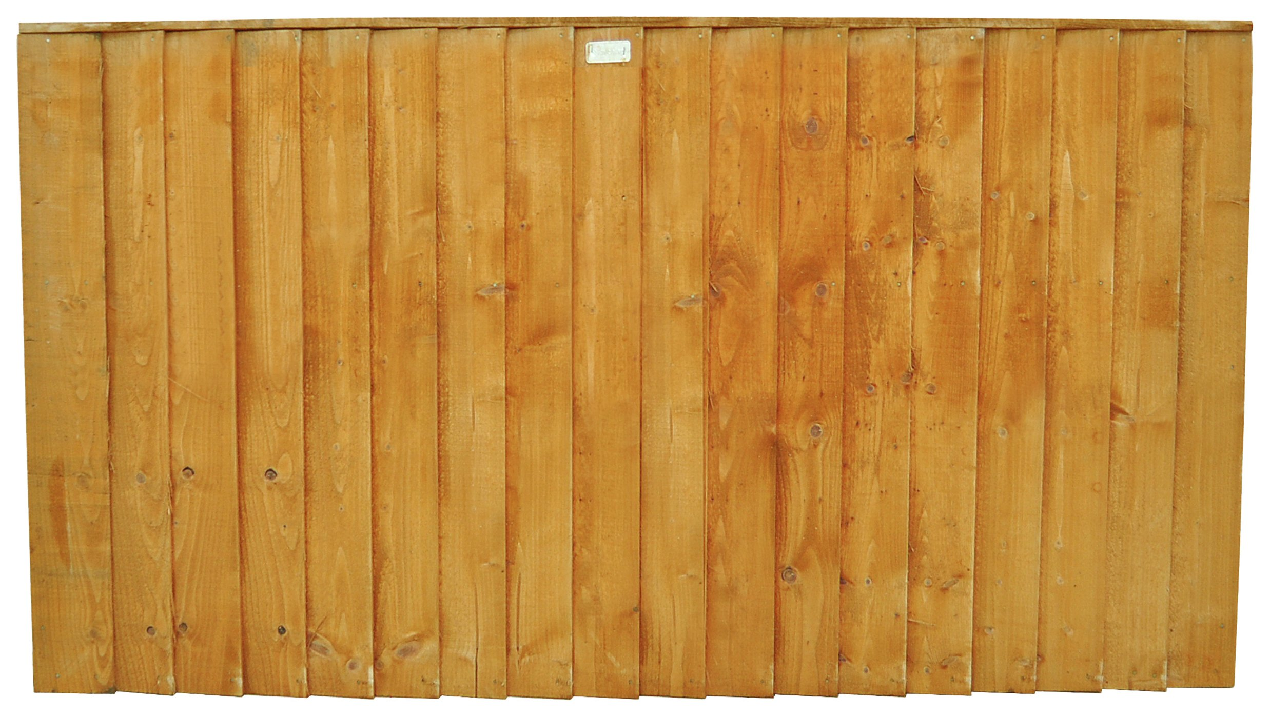 Forest 3ft (0.93m) Featheredge Fence Panel - Pack of 4