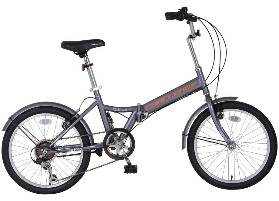 Compass norther folding bike 6 speed, with free delivery