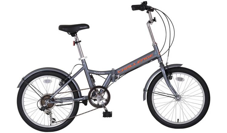 Challenge Holborn 20 inch Wheel Size Mens Folding Bike