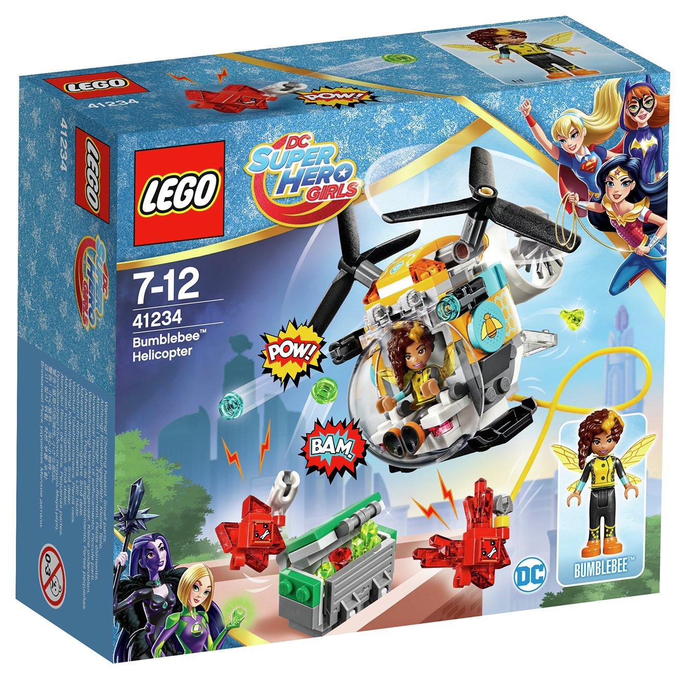 LEGO Bumblebee Helicopter - 41234.