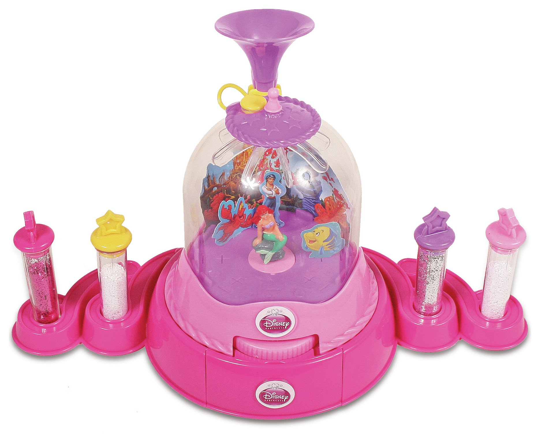 Disney Princess Snow Globe Maker. review