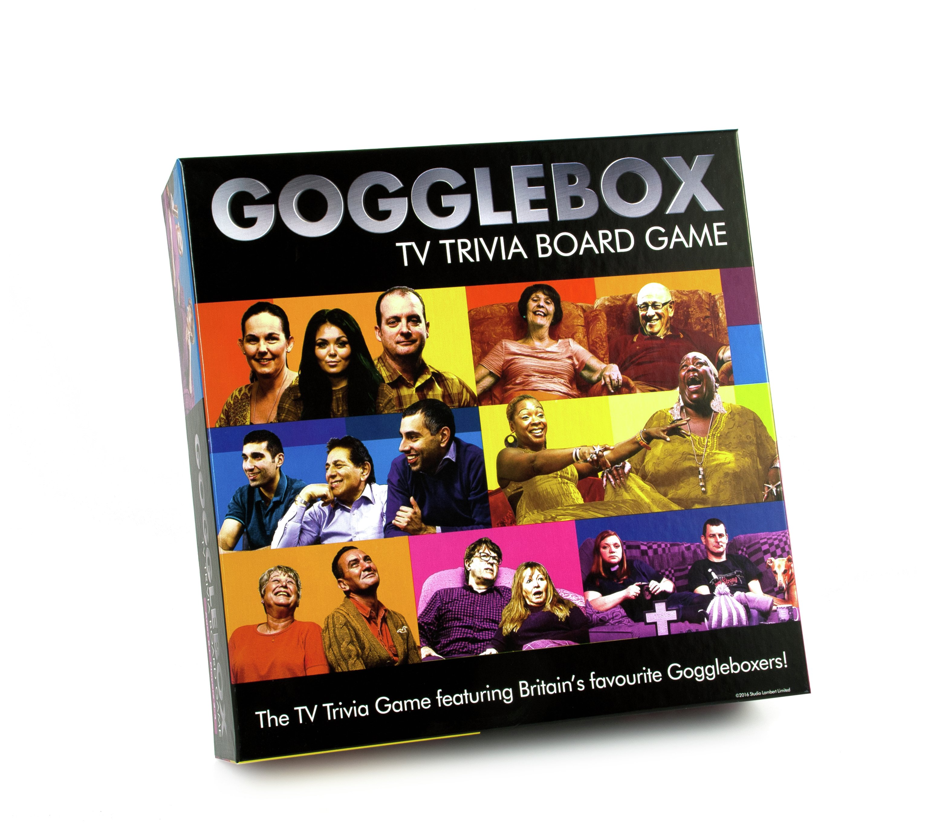 Image of Paul Lamond Games Gogglebox Game.