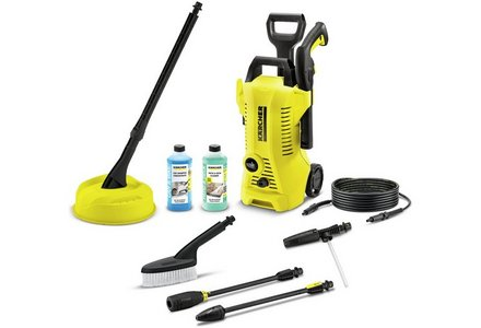 Image of the Karcher K2 Full Control Car & Home Pressure Washer - 1400W