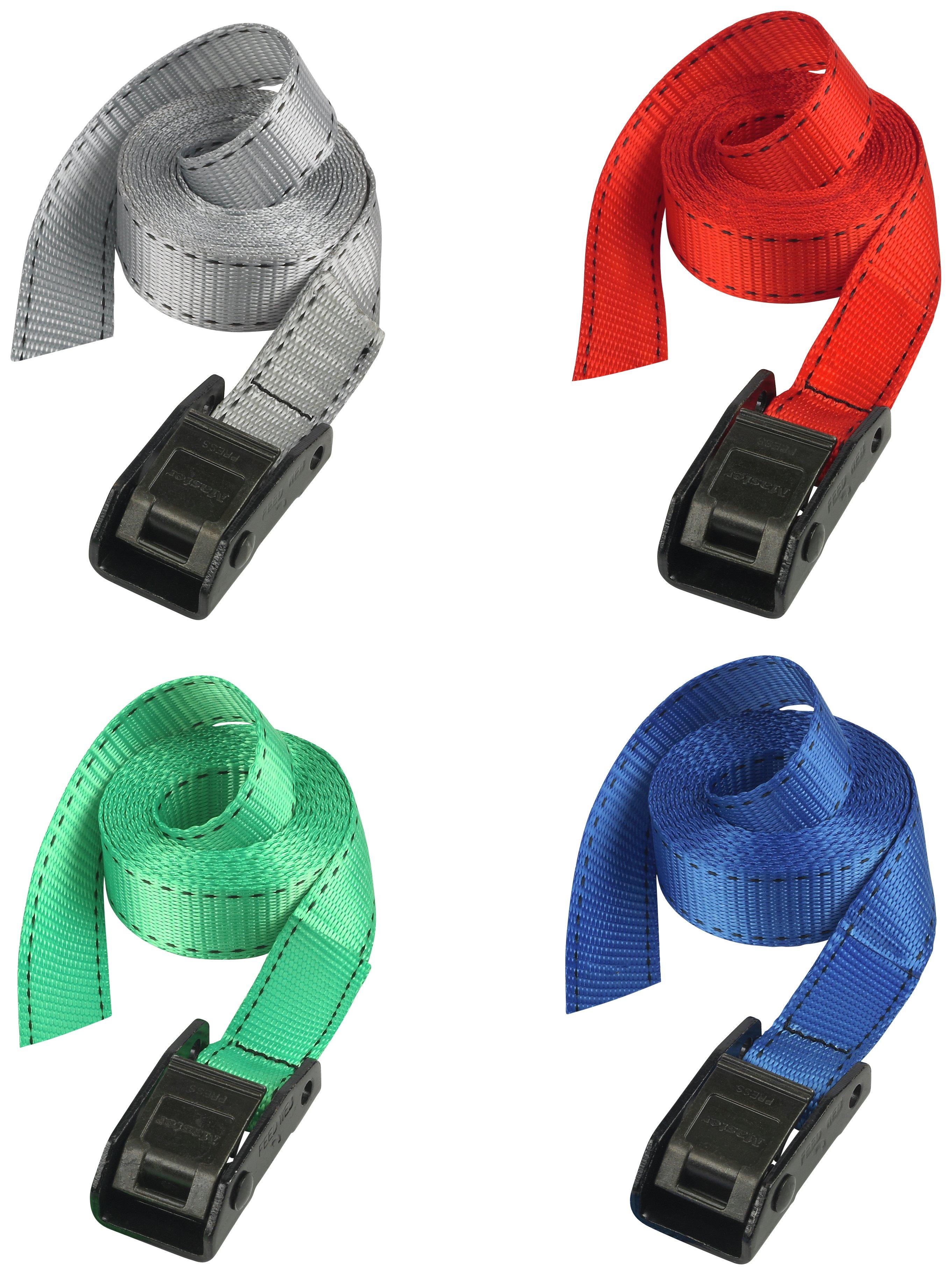 Master Lock 5m x 25mm Lashing Strap. lowest price