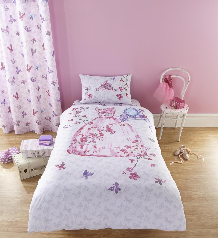 Catherine Lansfield Princess Bedding Set - Single