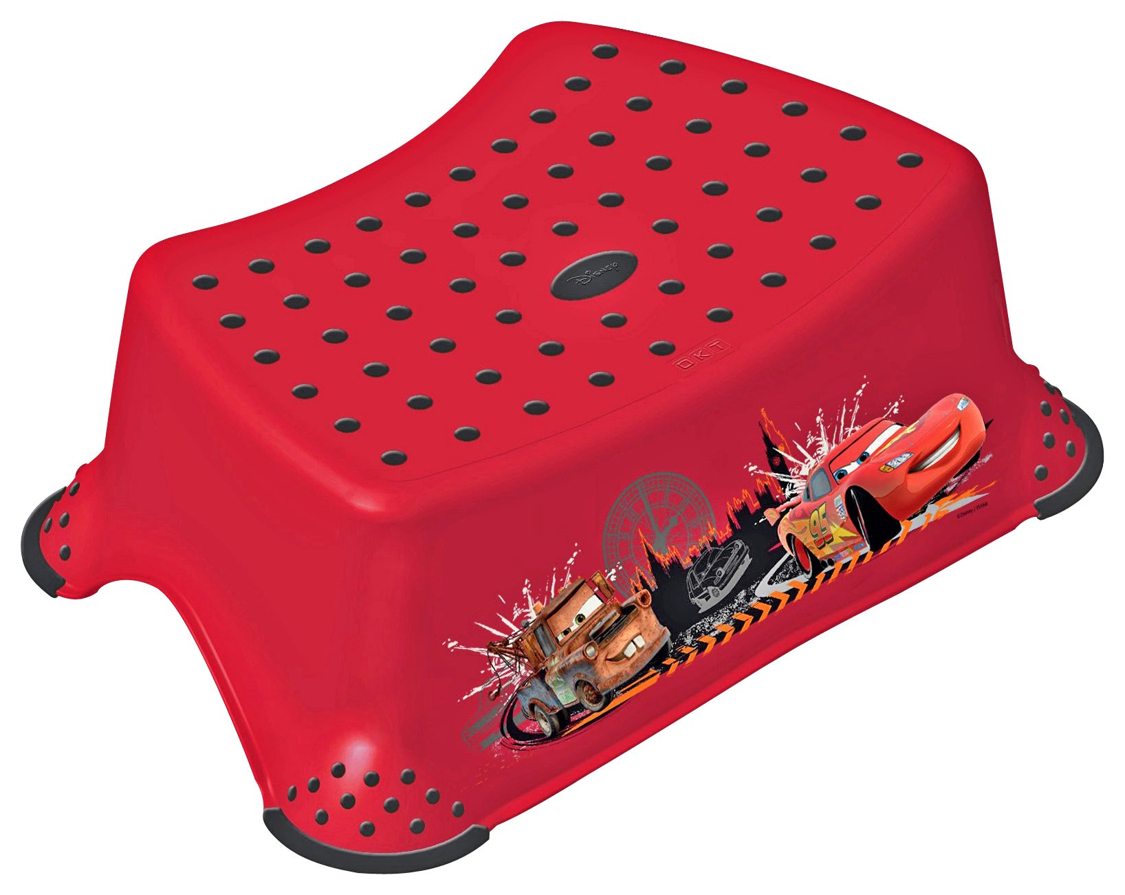 Image of Disney - Cars Step Stool