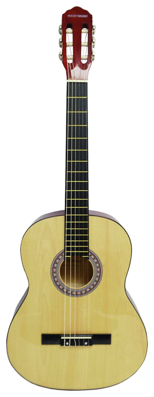 Rocket 4 Classical Guitar - Natural. lowest price