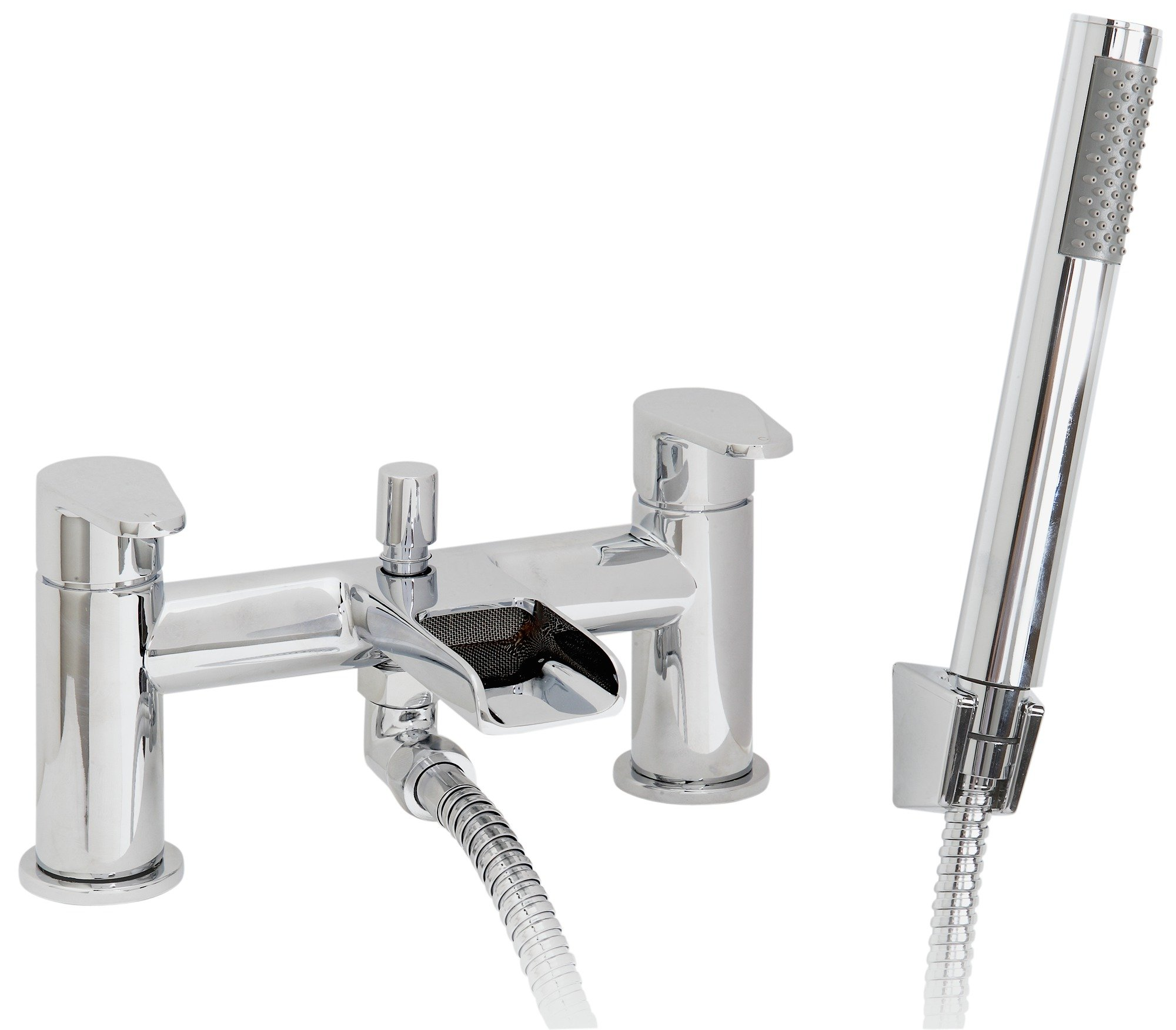 Argos Home Waterfall Bath and Shower Mixer Tap