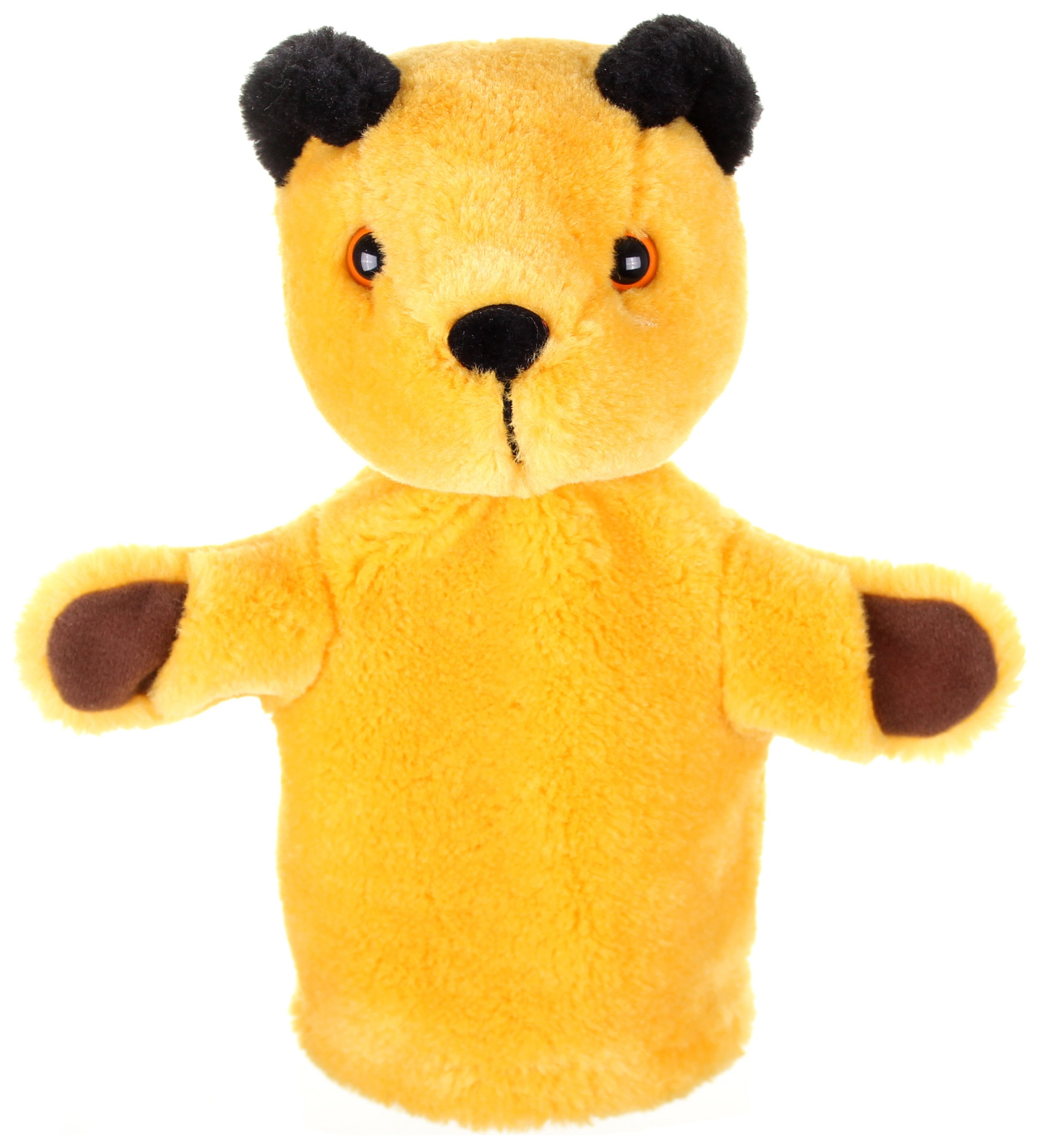 Golden Bear Sooty Hand Puppet.