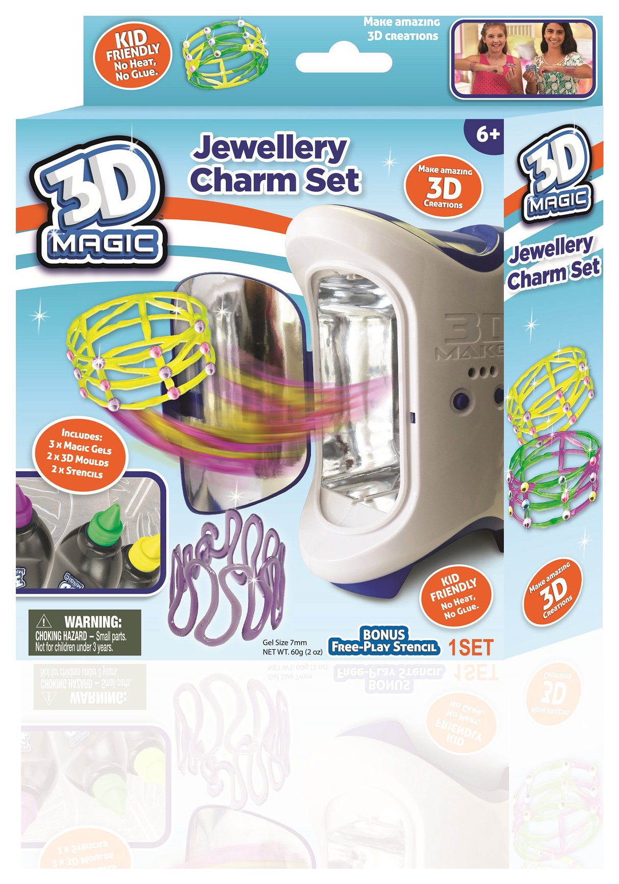 Compare retail prices of 3D Magic Maker Jewellery Charm Mega Expansion Pack to get the best deal online