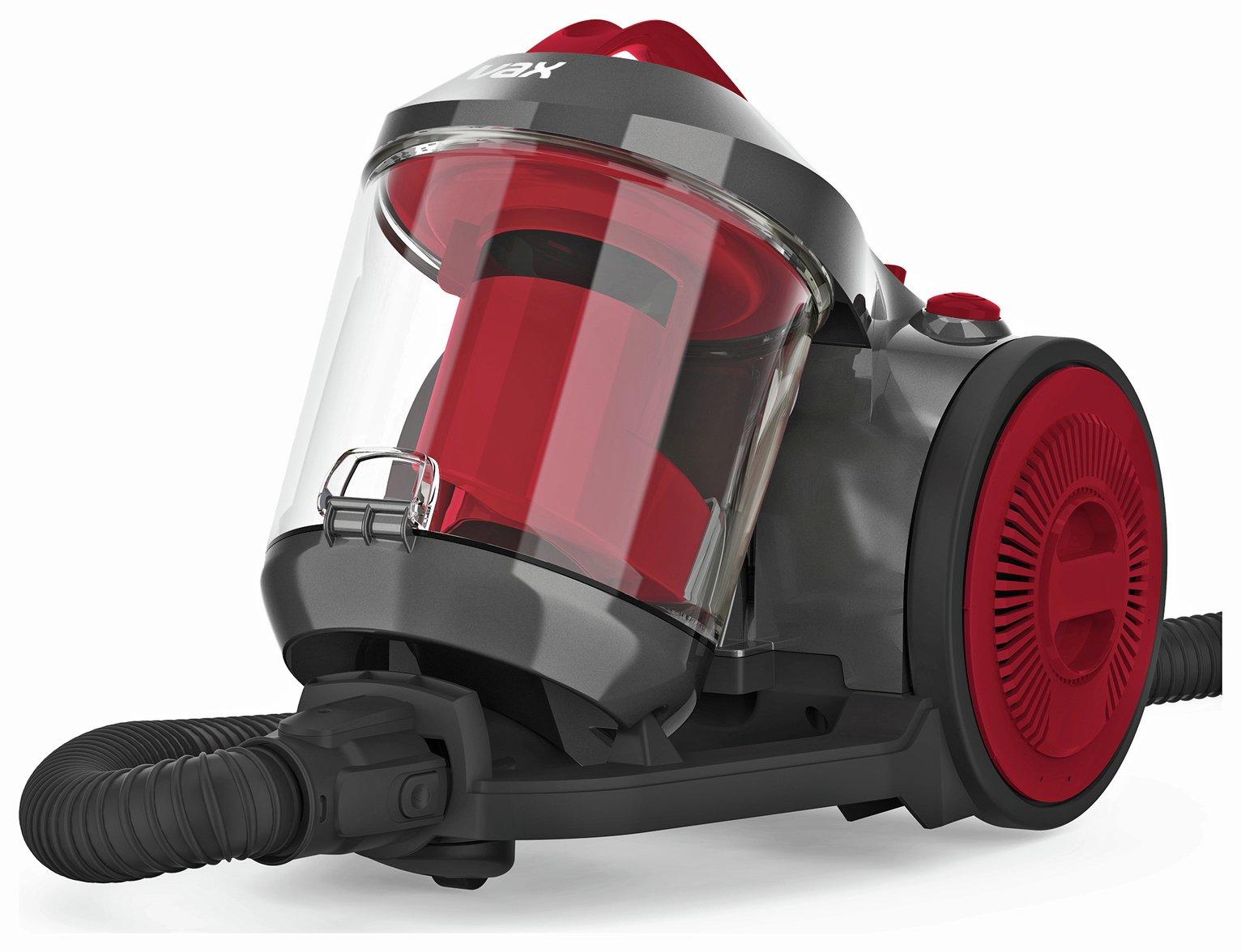 'Vax - Power Revive Bagless Cylinder Vacuum Cleaner-ccmbpnv1t1
