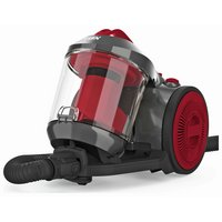 Vax CCMBPNV1T1 Power Revive Bagless Cylinder Vacuum Cleaner (Red)