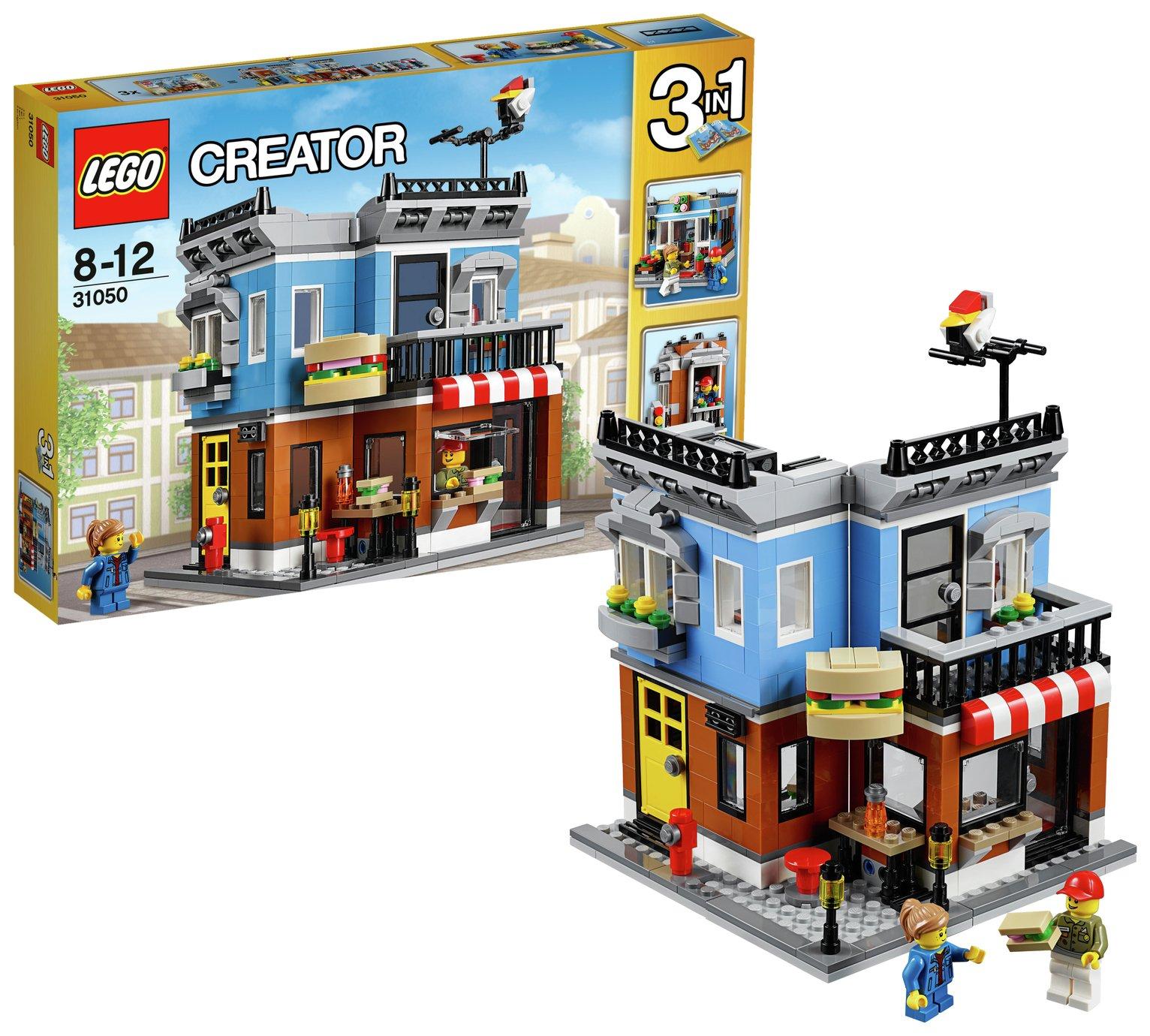 LEGO Creator Corner Deli - 31050.