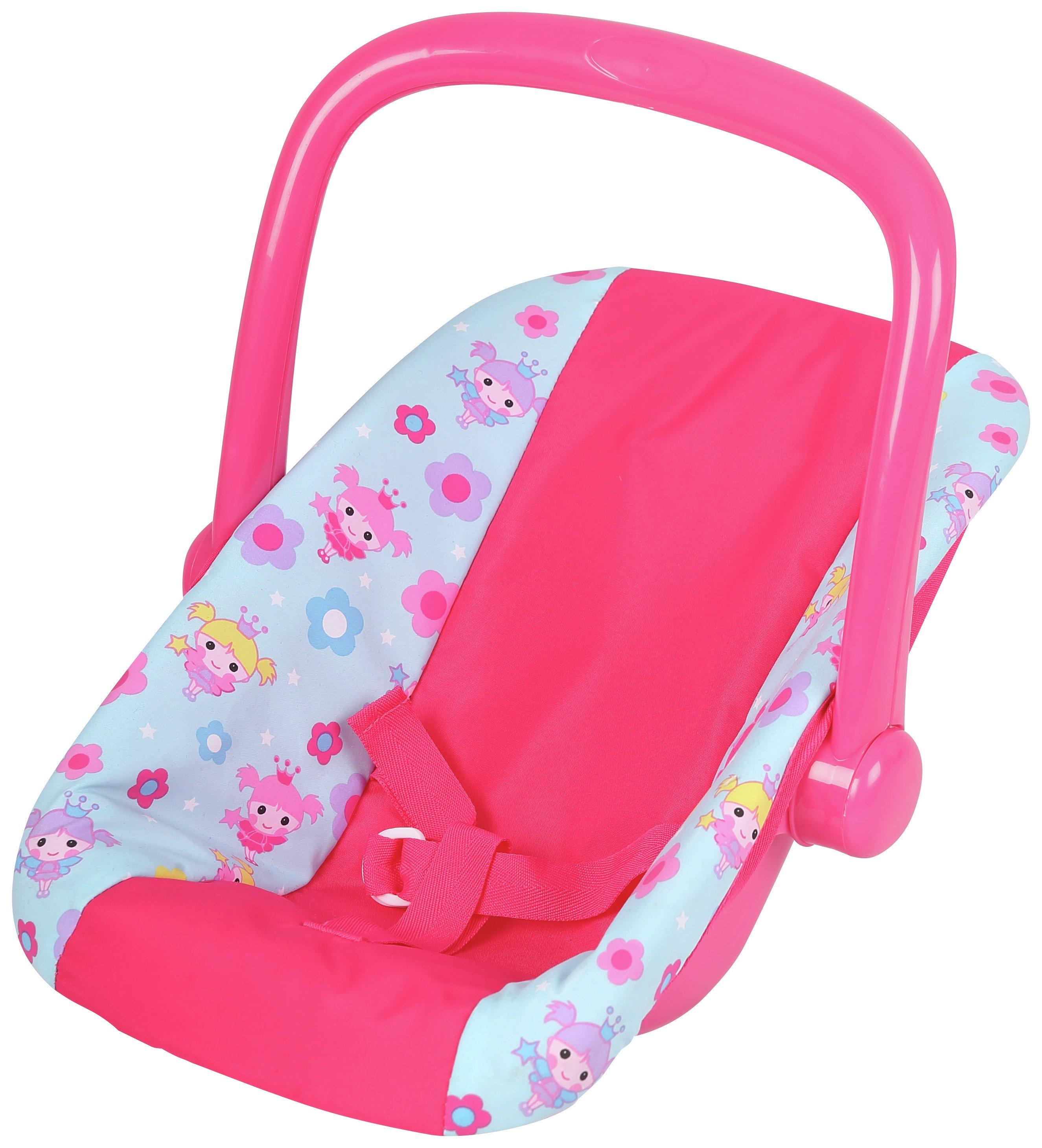 Image of Dollsworld Car Seat Carrier.