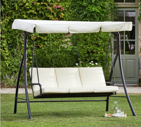 Collection Barcelona 3 Seater Swing Seat