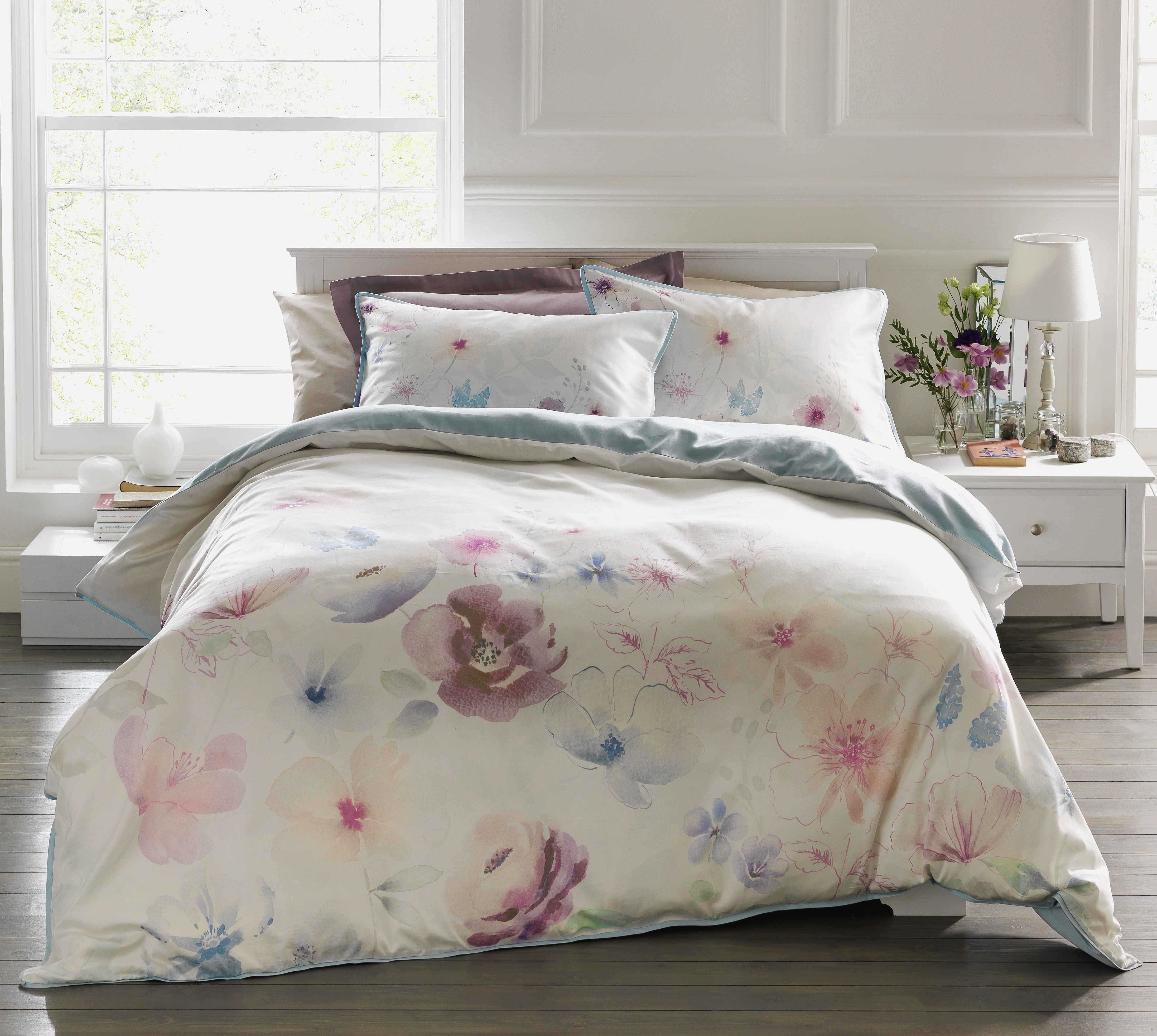 heart of house emily bedding set  double