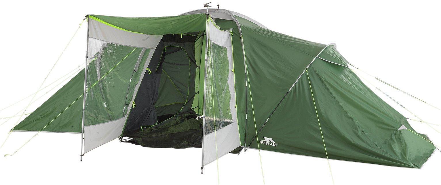 Trespass 6 Man 2 Room Tent