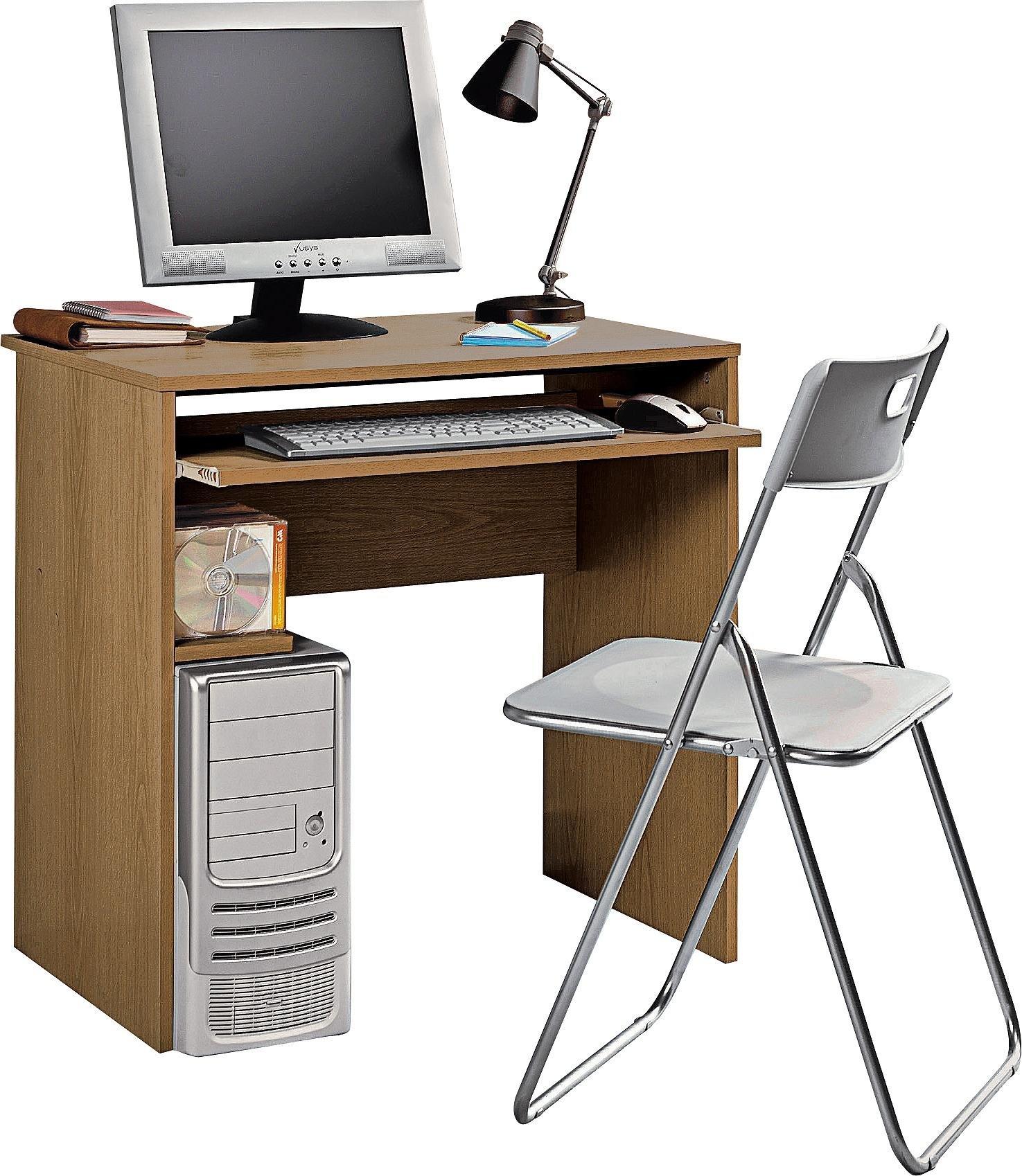 Argos Home Office Desk and Chair Set - Oak Effect