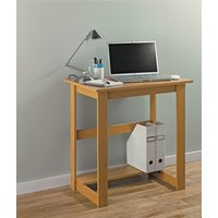 Office - Desk - Beech Effect
