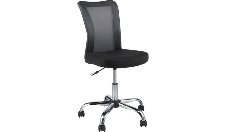 info for eb351 38990 Buy Argos Home Reade Mesh Office Chair - Black   Office chairs   Argos
