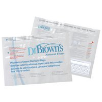 Dr Brown's - Microwave Steam Steriliser Bags