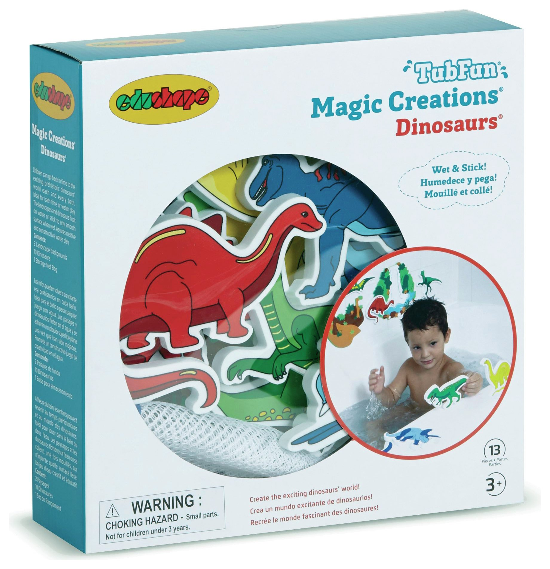 Image of Edushape - Magic Creations Dinosaurs