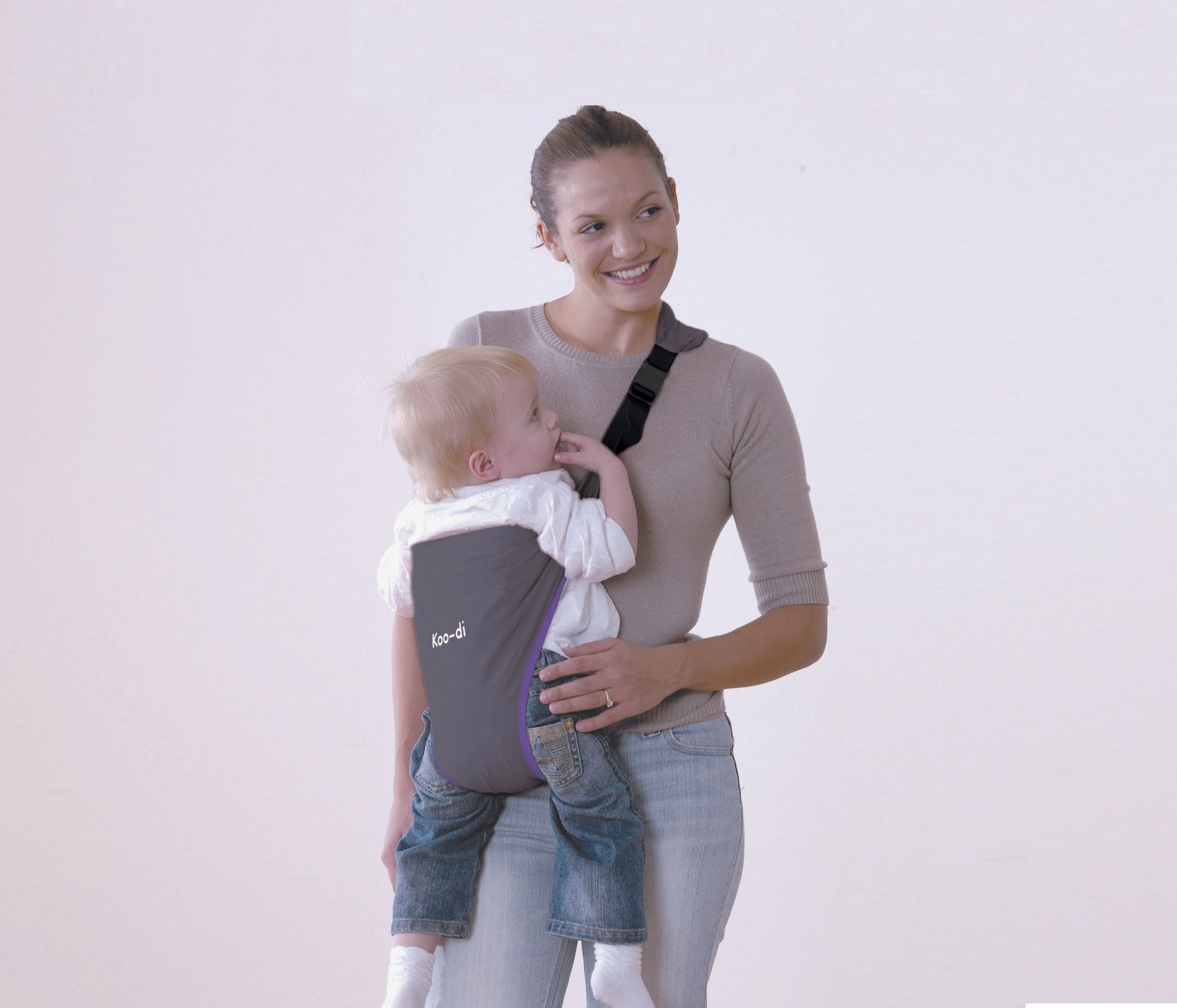 Koo-di Pack-It Hip Carrier - Grey