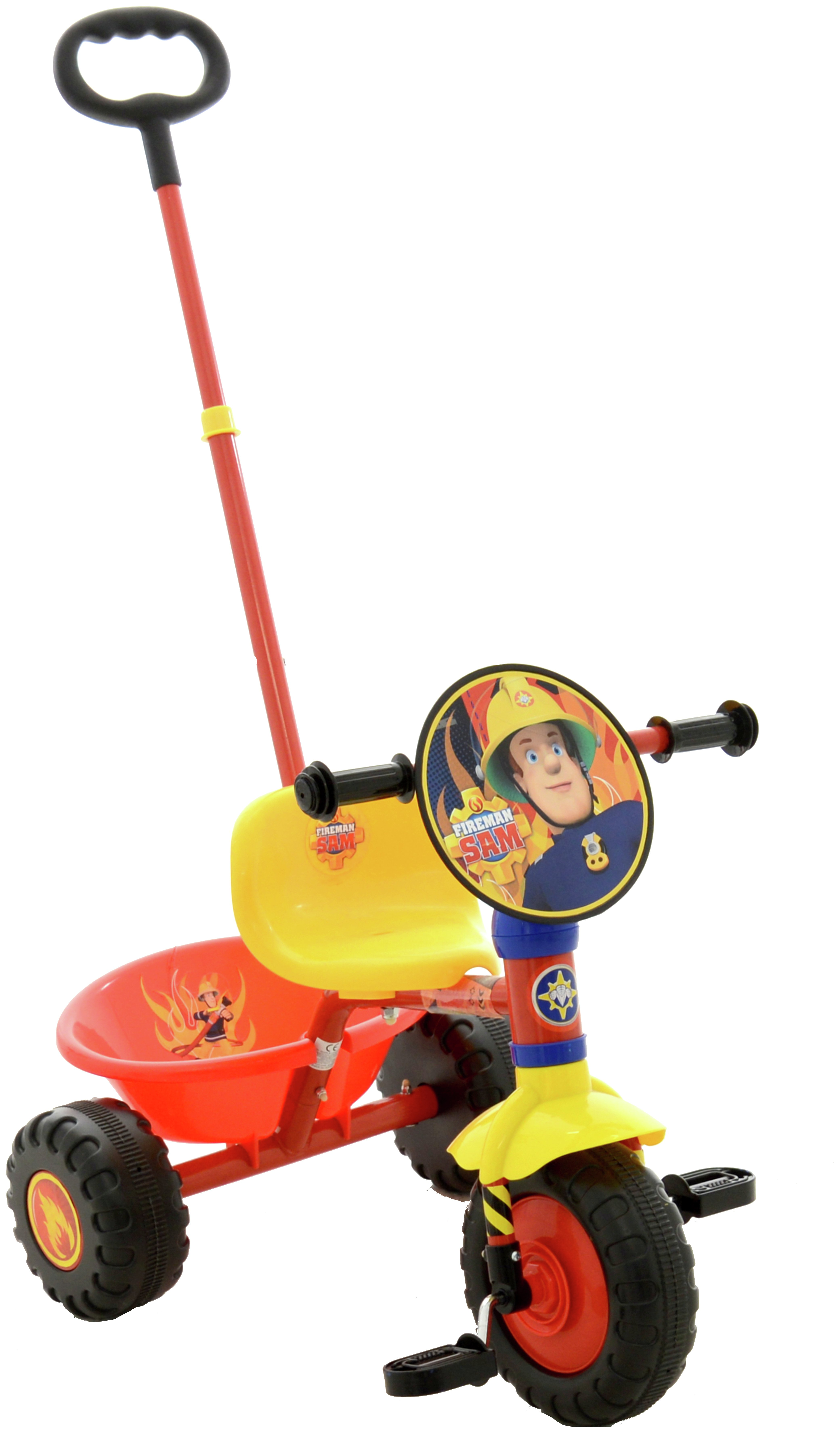 Image of Fireman Sam - My First Trike