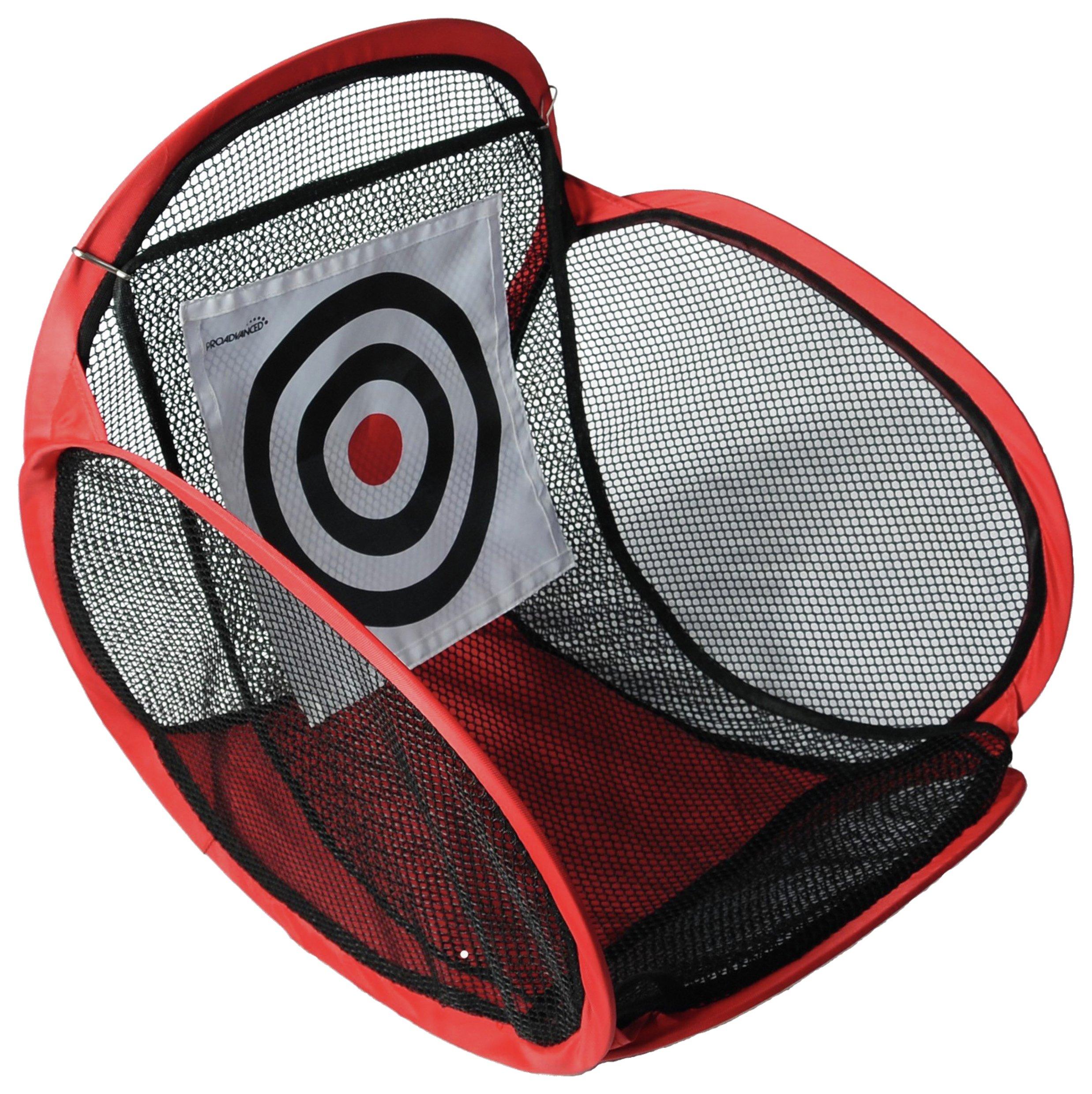 ProAdvanced Pop-Up Golf Chipping Net.