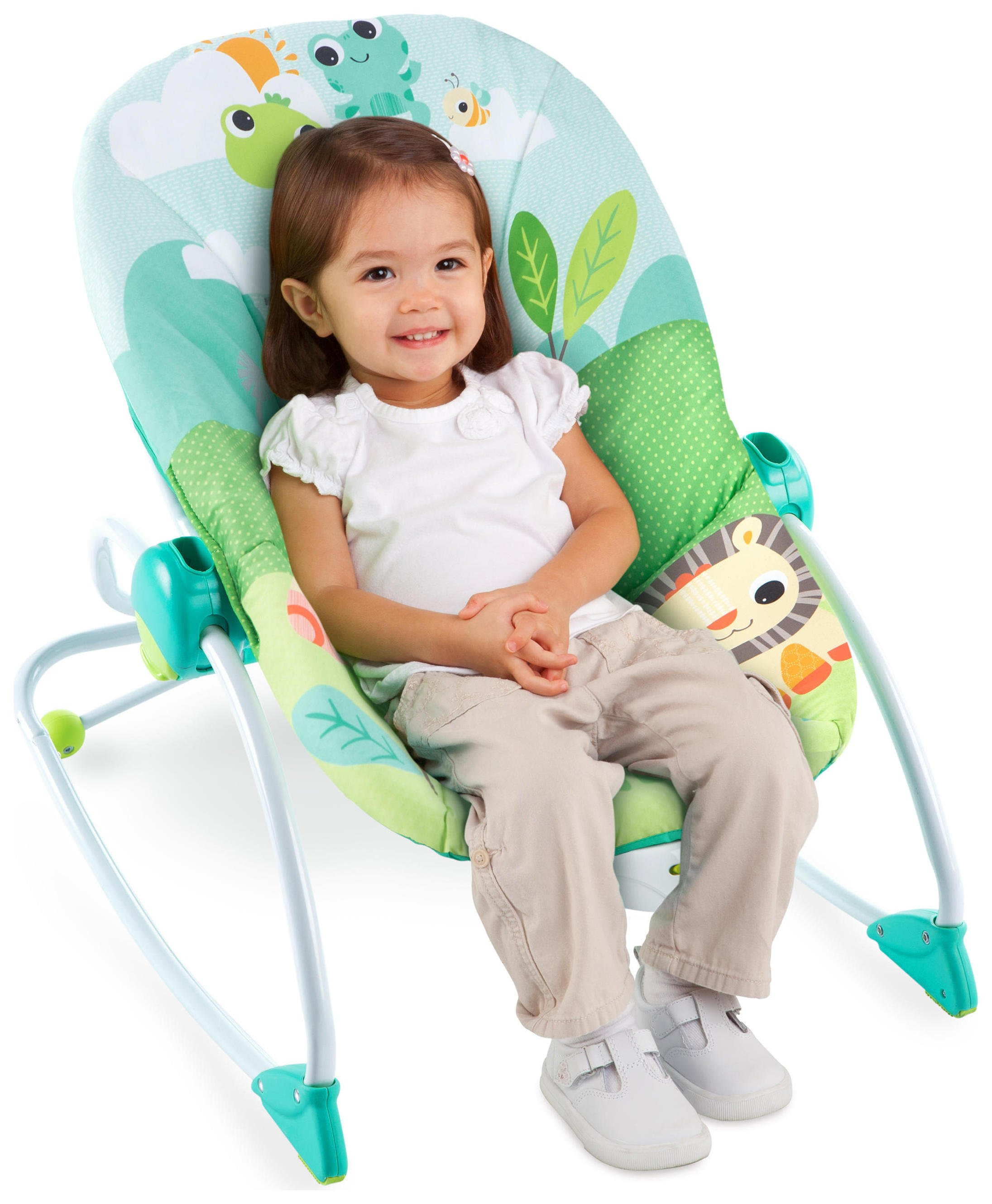 Bright Starts Playful Parade Baby to Big Kid Rocker Best Price, Cheapest Prices