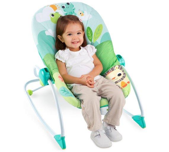buy bright starts playful parade baby to big kid rocker baby