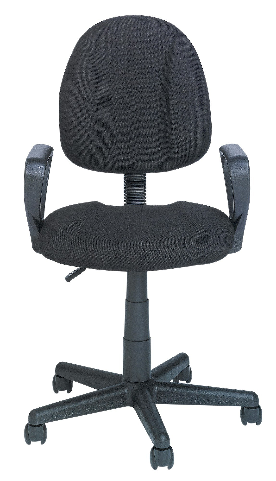 Image of Blake Gas Lift Height Adjustable - Office Chair - Black